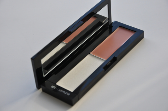 summer to fall... go for matte lips and glowing cheeks: shu uemura novadiva collection (2/6)