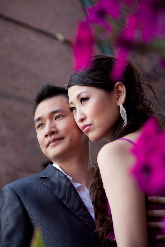 bridal dolly eyes - meet beautiful bride shan-shan (1/6)