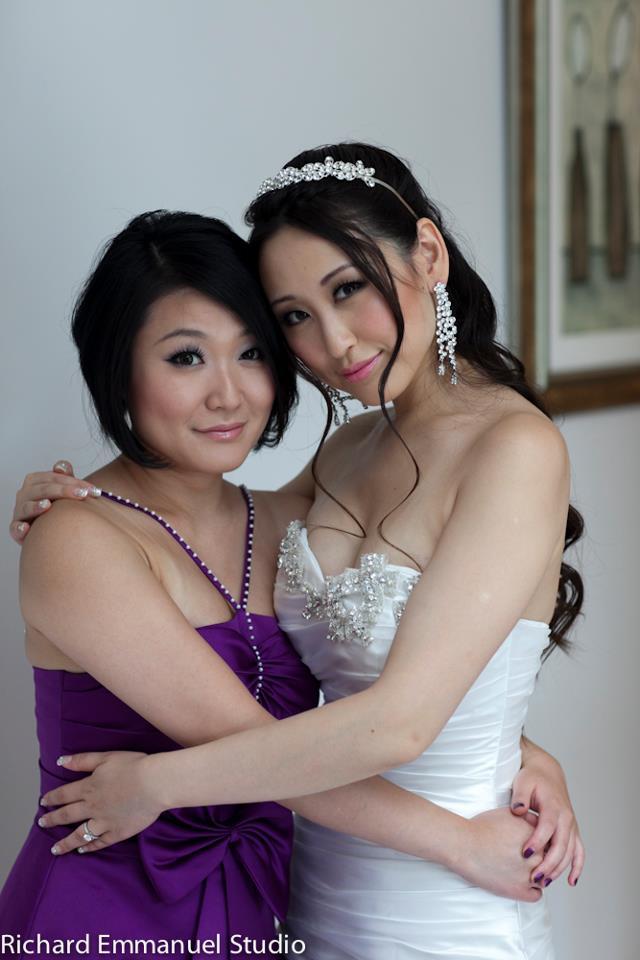bridal dolly eyes - meet beautiful bride shan-shan (5/6)