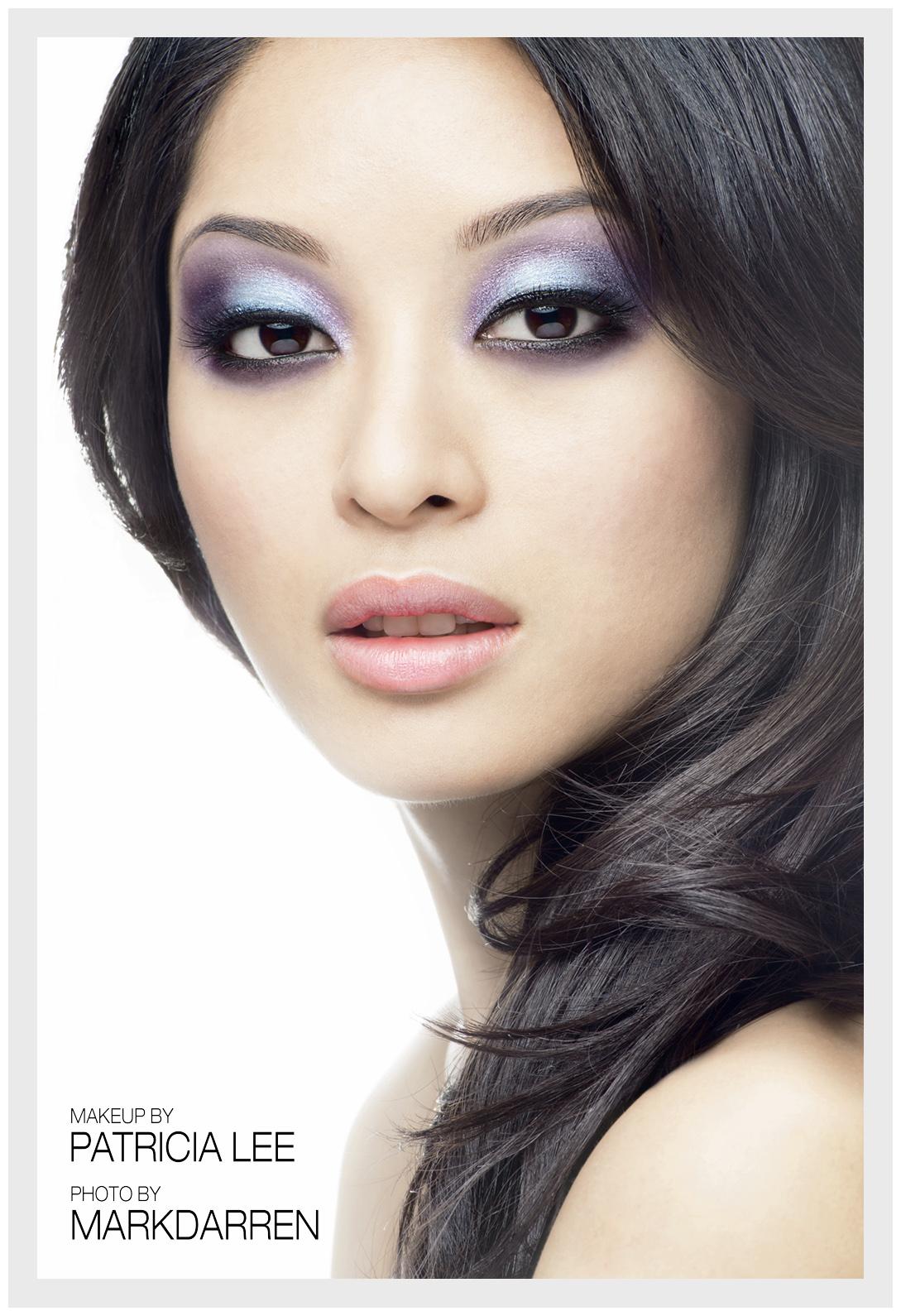 Black Diamante Lashes Patricia Makeup Artistry